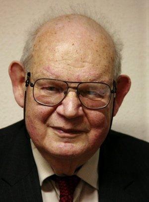 Benoit Mandelbrot (EFE)