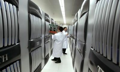 Supercomputadora Tianhe-1