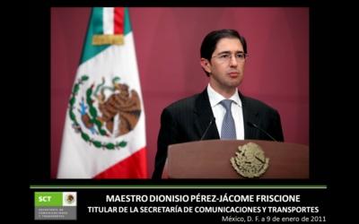Mtro. Dionisio Pérez Jácome