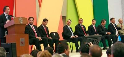 """El Titular de la SENER inauguró """"Querétaro Centro de Convenciones"""""""