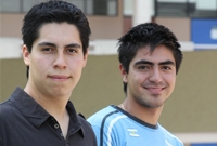 Alan y Rodrigo viajan con 50 por ciento de beca, más estancias y seguro médico, todo financiado por el Laboratorio de Óptica Atmosférica del Centro Nacional de Estudios Espaciales (CNES).