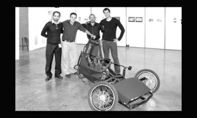 Vehículo eléctrico Miztli
