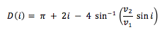 formula del arcoiris