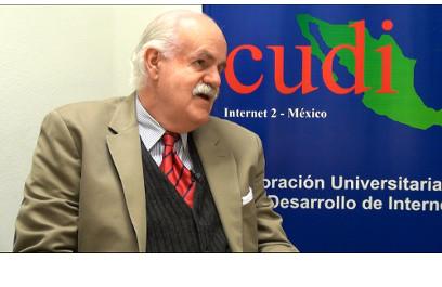 Carlos Casasús López Hermosa, director de la CUDI.