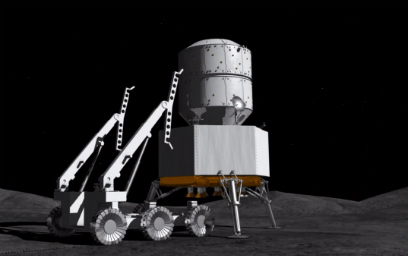robots espaciales