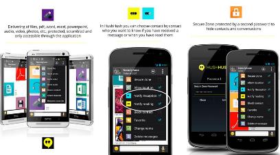 HushHushApp-android-ios