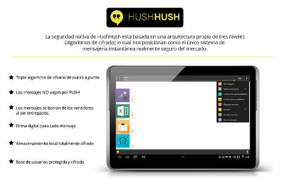 HushHushApp