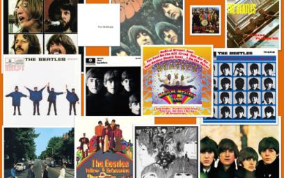 albums beatles