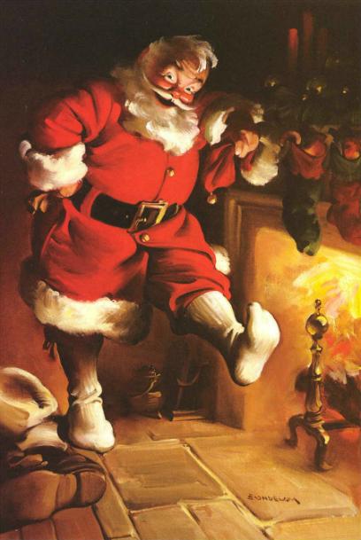Santa-Sundblom