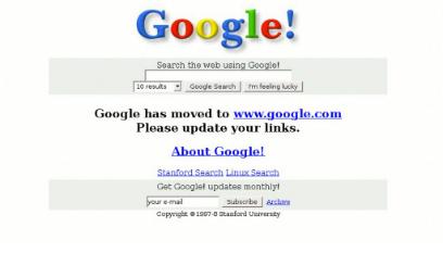 origen google